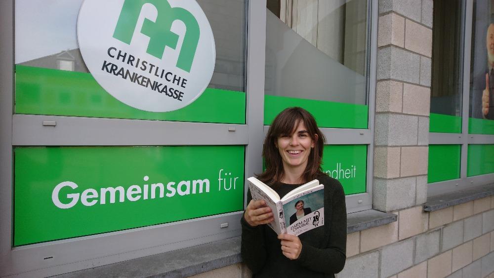 Die CKK hat Charme: Lesungen bei der Seitenstraße