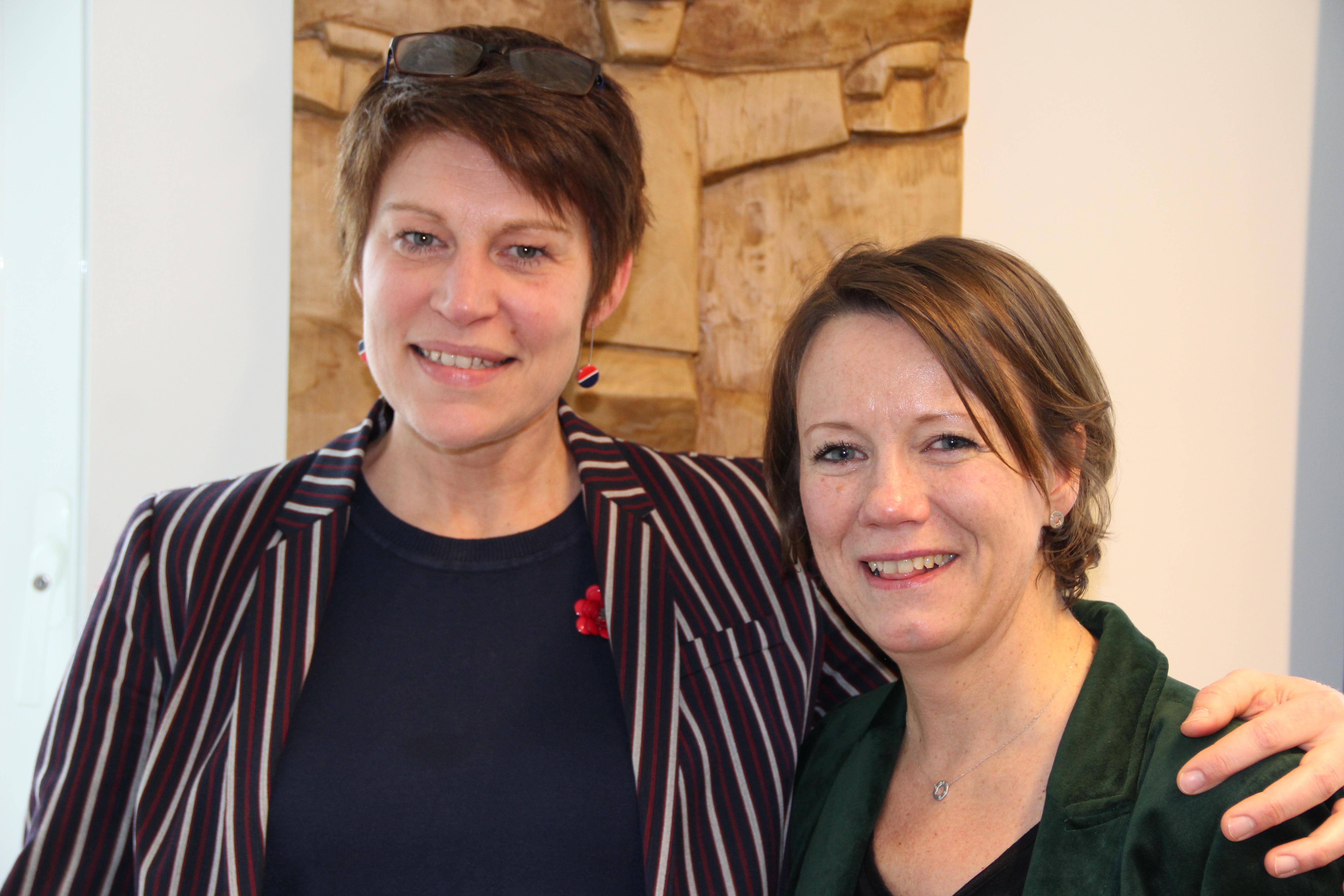 Erfahrung bringt Erneuerung: Valerie Notelaers neue Direktorin der CKK Verviers-Eupen