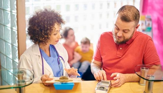 Schritte zur Anerkennung als chronischer Patient