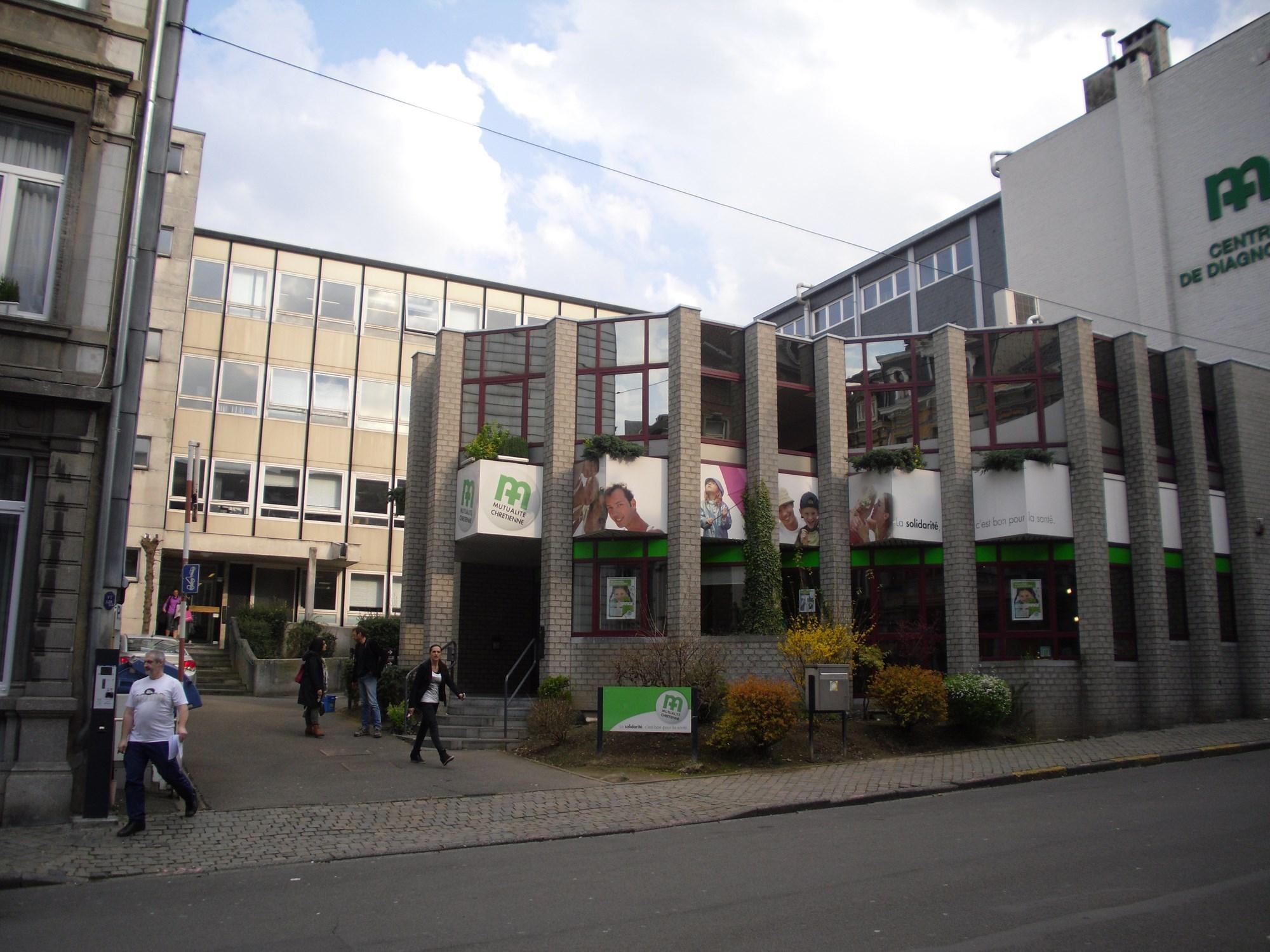 CKK Verviers-Eupen stellt Papierlosen Unterkunft zur Verfügung