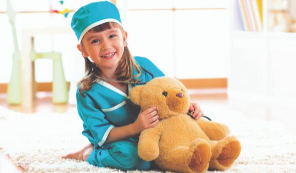 Betreuung kranker Kinder: 10 Tage kostenlos pro Jahr und pro Kind