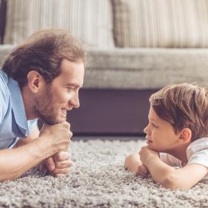 Du bist es mir wert: Kommunikation zwischen Eltern und Kindern